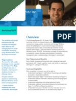 WorkshopPLUS-Windows Server 2012 R2 Hyper-V