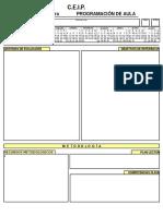 Ficha Programacion