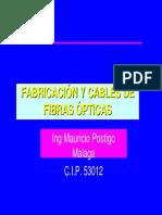 8-Fabricacion y Cables de F.O.