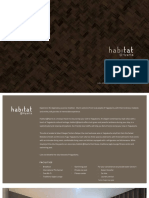 Brosur Habitat at Hyarta