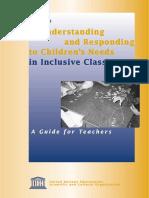 UNESCO, understanding and responding to children's needs in inclusive classroom.pdf