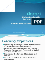 MODULE 1 NATURE AND SCOPE OF HRM.ppt