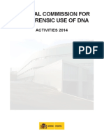Forensic DNA
