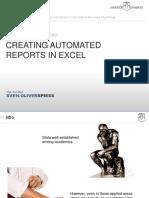 Excel Muzculver