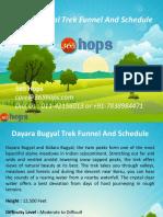 Dayara Bugyal Trek Funnel and Schedule