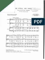 Sibelius - Be Still, My Soul