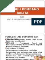 TUMBUH KEMBANG BALITA