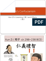 5) Xunzi - Learning and Effort (1)