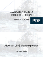 Fundamentals of Boiler Design