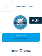 IMPAKT Guide Asia-EU Master
