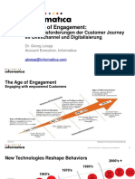 20.03.2015 Informatica the Age of Engagement GLoepp