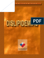 MINSAL dislipidemias