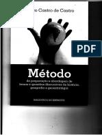 Livro Metodo - Tiago Castro de Castro