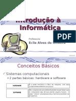 Aula 2 Introdução à Tecnologia da Informação