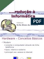 Aula 3 Introdução à Tecnologia da Informação