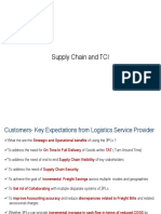 Supply Chain & TCI