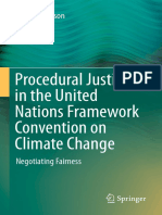 Procedural Justice in the UNFCCC