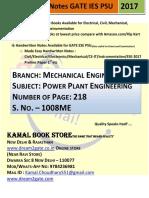 1008. ME_Power Plant