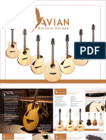Avian Guitars Europe