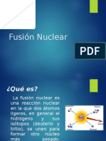 FUSION NUCLEAR.ppt