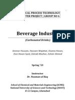 Beverages Industry
