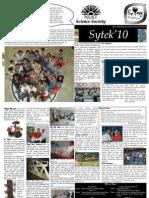 Sytek '10 Newsletter