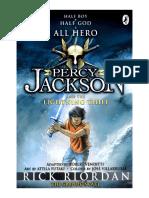 Rick Riordan: Miramaxbooks Hyperionbooksfor Children New York
