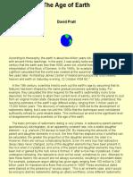 The age of earth.pdf