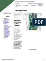 Teensyduino - Add-on for Arduino IDE to use Teensy USB development board.pdf