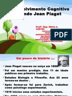 AULAEstágios Do Desenvolvimento Cognitivo Segundo Jean Piaget