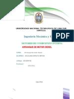 3 Arranque de Motor Diesel