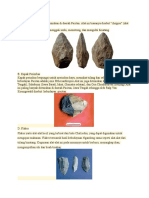 peralatan prasejarah