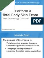 The-Skin-Exam.pptx