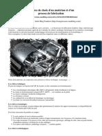 Critères de choix d'un matériau et d'un process de fabrication