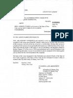 NY DFS lawsuit