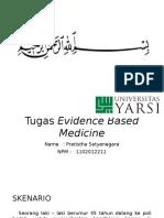 Tugas Evidence Based Medicine