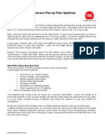 Fmc Writing Business Plan Updated