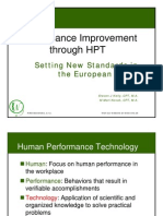 Performance Technology Brief