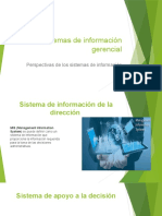 Presentación Sistemas de Informacion