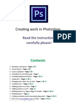 Photoshop Starter Guide