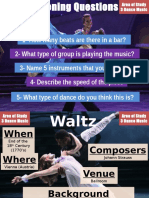 Waltz PP lessons