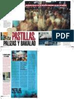 as Palizas y Bakalao 2000