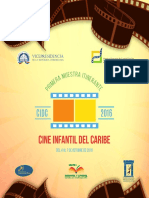 Primera Muestra Itinerante Cine Infantil del Caribe