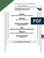 ADMINISTRACIÓN DEL MANTENIMIENTO