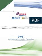 Dynar VMC aeratori