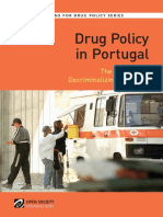 Drug Policy in Portugal English 20120814