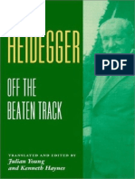 Heidegger, Martin - Off the Beaten Track (Cambridge, 2002).pdf