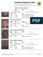 Peoria County Jail Booking Sheet for Oct. 2, 2016