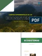 Cuentas Experimentales de Los Ecosistemas-Peru