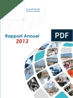 Rapport Annuel Fr Steg 2013